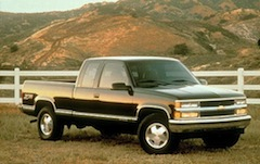 Chevy Pickup 88-98