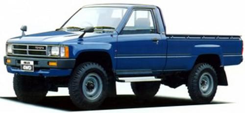 Hilux 84-88 2WD & 4WD