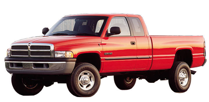 Ram Pick Up 94-98-01
