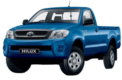 Hilux 06- 08- 2WD & 4WD