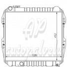 Jäähdytin Hilux Taro 89-97 2.4D, 2&4WD, 450x525